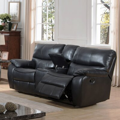 AC Pacific Evan Reclining Loveseat