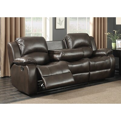 AC Pacific Samara Transitional Reclining Sofa Image