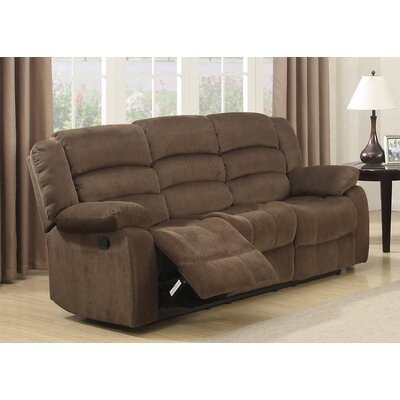 AC Pacific Bill Reclining Living Room Sofa