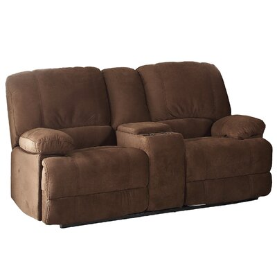 AC Pacific Kevin Reclining Living Room Loveseat