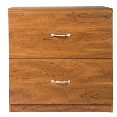 OS Home & Office Furniture Office Adaptations 2 Drawer Filing Cabinet