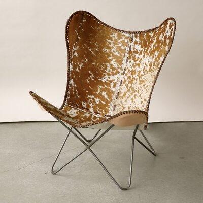 Creative Co-Op Terrain Butterfly Side Chair