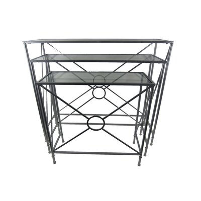 Firefly Home Collection 3 Piece Nesting Tables