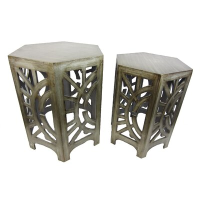 Firefly Home Collection 2 Piece Bar Stool Set