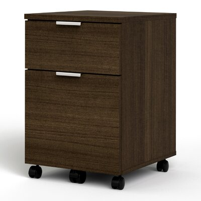 Bestar Contempo 2-Drawer Mobil..