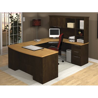 Darby Home Co Clearview Executive Desk