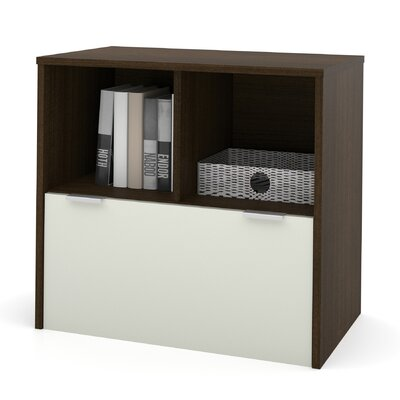 Latitude Run Wogina 1-Drawer Lateral F..