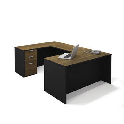 Bestar Pro-Concept Executive Desk with..