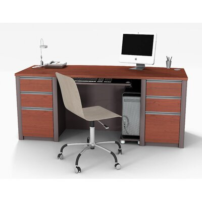Bestar Connexion Standard Desk Office Suite