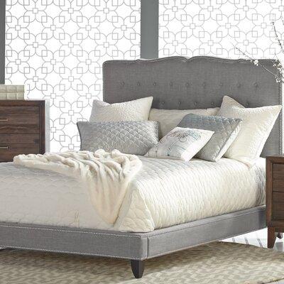 Orient Express Furniture Villa Upholstered Platform Bed