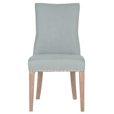 Orient Express Furniture Essentials Lourdes Side Chair (Set of 2)