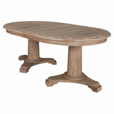Orient Express Furniture Traditions Belmont Extendable Dining Table