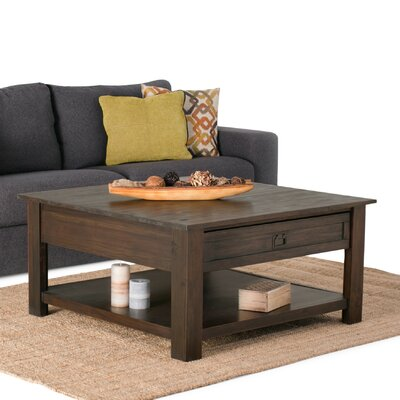 Simpli Home Monroe Coffee Table