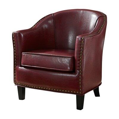 Simpli Home Kildare Barrel Chair