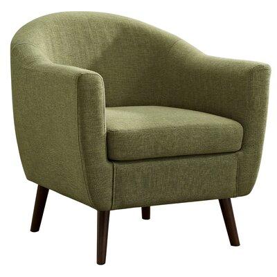 Simpli Home Roundstone Barrel Chair