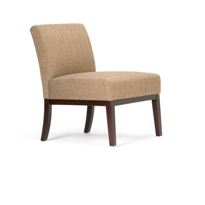 Simpli Home Upton Slipper Chair