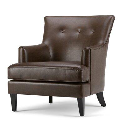 Simpli Home Galway Club Chair