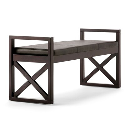 Simpli Home Rockchapel Bench