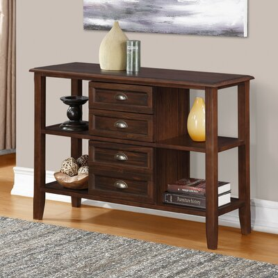 Simpli Home Burlington Console Table