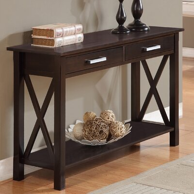 Simpli Home Kitchener Console Table