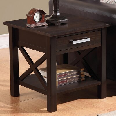 Simpli Home Kitchener End Table