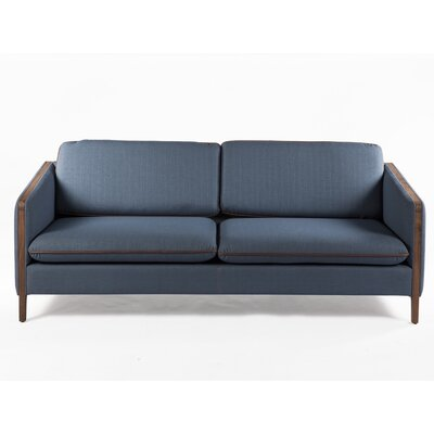 dCOR design Lore Leather Sofa