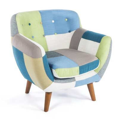 dCOR design Erica Lounge Arm Chair