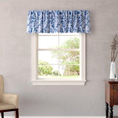 laura ashley home charlotte window valance by laura ashley home u0026 reviews wayfair