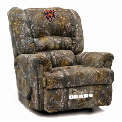 Imperial Big Daddy NFL Camo Recliner