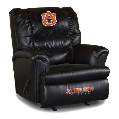 Imperial NCAA Leather Big Daddy Recliner