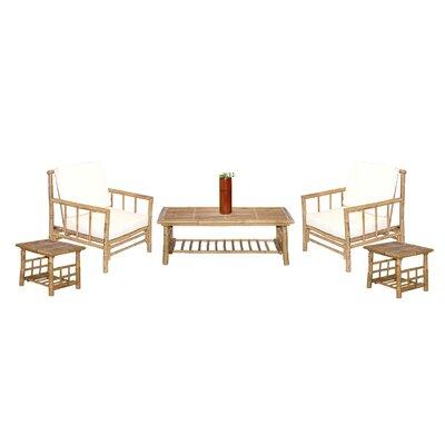 Bamboo54 6 Piece Coffee Table Set
