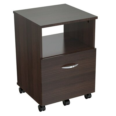 Inval Uffici Commercial 1 Drawer Mobile Fili..