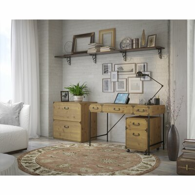 Kathy Ireland Office by Bush 3 Piece Desk Office Suite