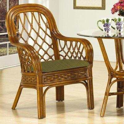 Boca Rattan Coco Cay Café Arm Chair Image