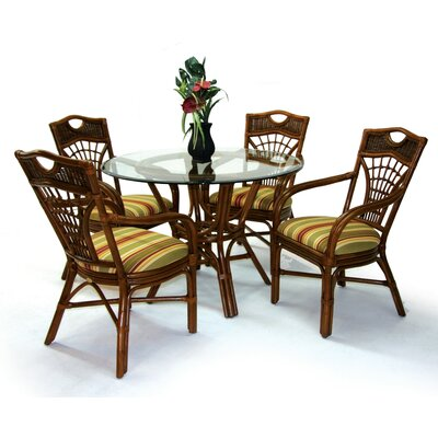 Boca Rattan St. Barts Arm Chair