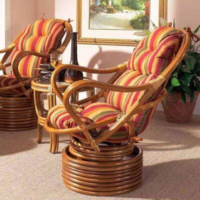 Boca Rattan Delta Chair