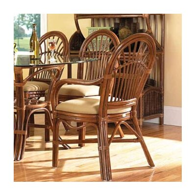 Boca Rattan Amarillo Arm Chair Image