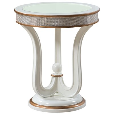 Gail's Accents Bling End Table