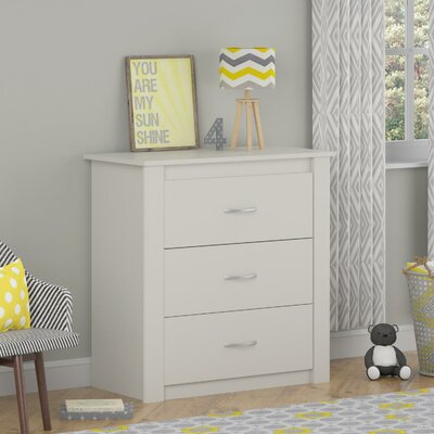 Altra Furniture Riley 3 Drawer Dresser