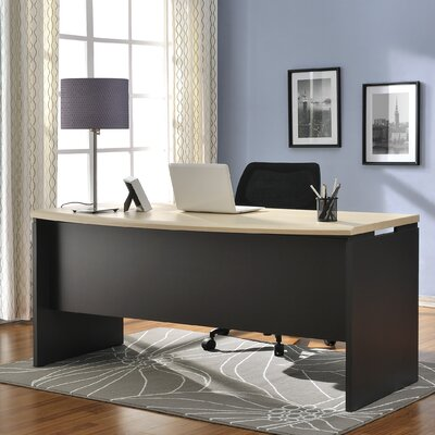 Altra Furniture Benjamin Desk Shell with Large Work Surface