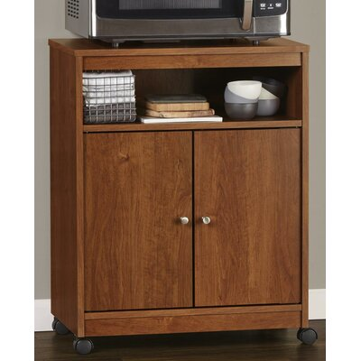 Charlton Home Crissman Microwave Cart
