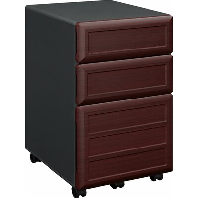 Latitude Run Elizabeth 3-Drawer File