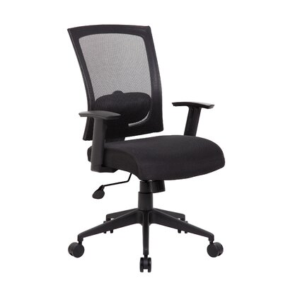 Boss Office Products Adjustable High-B..