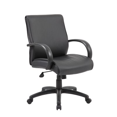 Boss Office Products Mid-Back Desk Chair