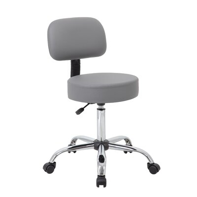 Wade Logan Anas Height Adjustable Lab Stool