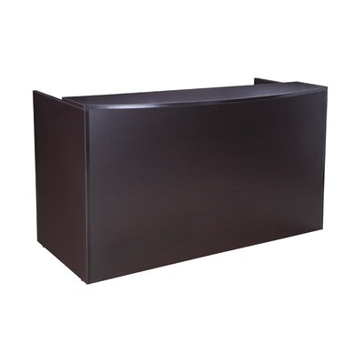 Boss Office Products Reception Desk