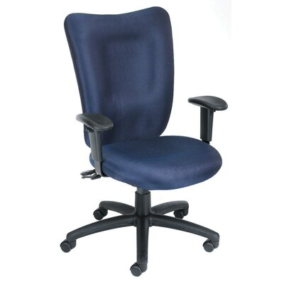 Boss Office Products High-Back Multi-F..