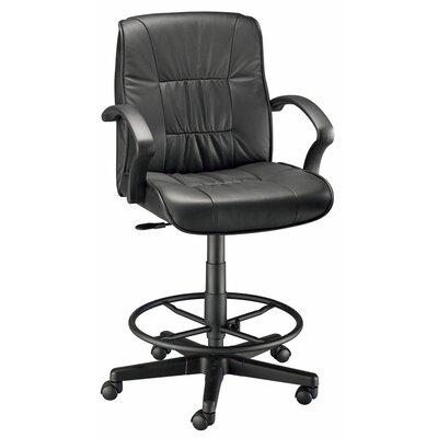 Alvin and Co. Backrest Leather Office Chair