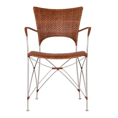 David Francis Furniture Zen Kyoto Dining Arm Chair