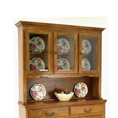 Mastercraft Collections Promo China Cabinet Top